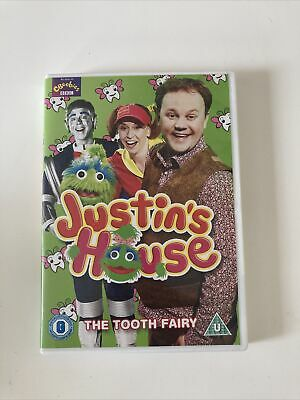 £1 • Buy Justin's House: The Tooth Fairy (DVD) Justin Fletcher