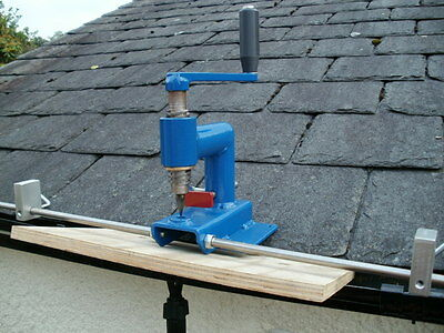 £230 • Buy Roofing Slate Holer/tool/drill/punch