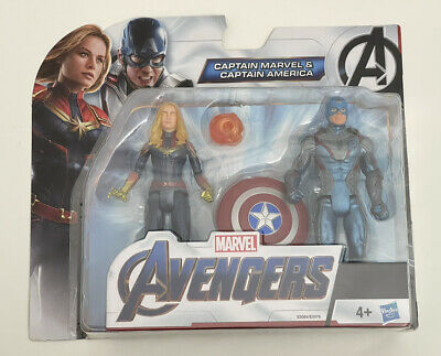£12.99 • Buy Marvel Avengers Action Figures - Captain Marvel And Captain America.