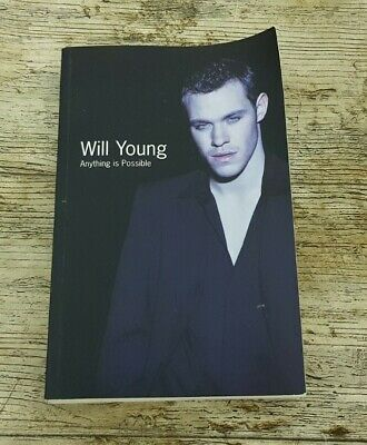 £0.99 • Buy Hand Signed 2002 Will Young Autograph In Anything Is Possible Paperback Book