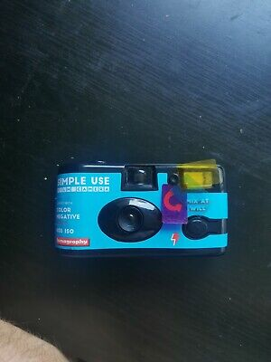 £14.99 • Buy Lomography Simple Use Camera Disposable 35mm Film Point And Shoot