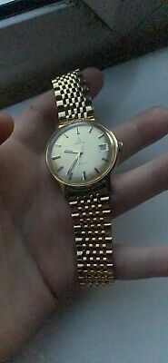 £300 • Buy OMEGA Geneve From 1972 With Service Box And Papers