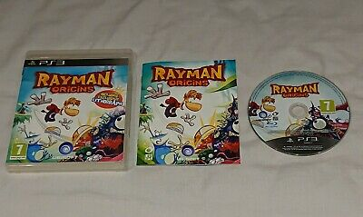 £7.95 • Buy Rayman Origins PlayStation 3 PS3 UK PAL Game Complete With Manual