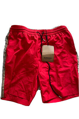 $290 • Buy New Authentic Burberry Swim Shorts Size M. With Tags!