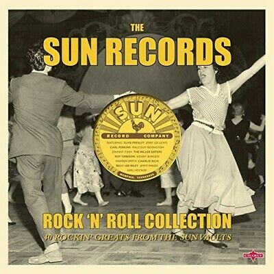 £27.91 • Buy The Sun Records Rock N Roll Collection [VINYL], Various Artists, Good