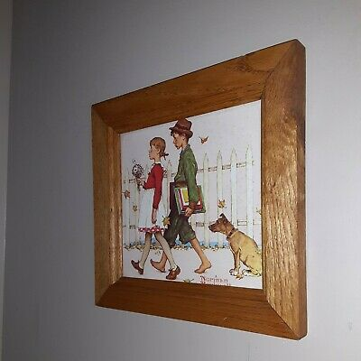 $ CDN218.46 • Buy Norman Rockwell, Young Love,1936.