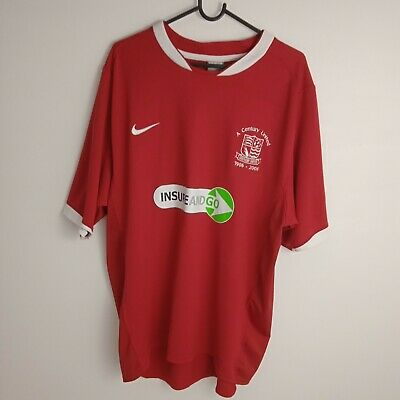 £19.99 • Buy Southend United 2006/2007 Red Away Football Shirt XL