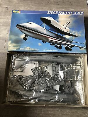 £35 • Buy Revell Space Shuttle & 747 Scale 1/144