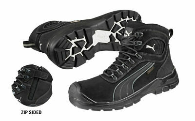AU184.95 • Buy Puma Safety Boots Sierra Nevada Zip Sided Waterproof Boots With Composite Toe...