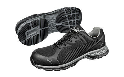 AU159.95 • Buy Puma Relay Safety Shoes In Black 643837