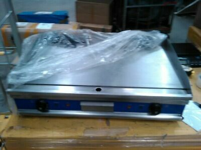 £158 • Buy Commercial Large Commercial Electric Griddle Hotplate  Flat Grill Hot Plate UK