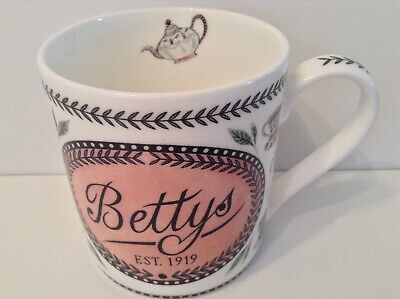 £11.99 • Buy Taylors And Bettys Of Yorkshire Bettys Tea Mug Excellent By Emily Sutton