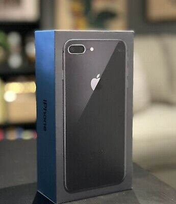 AU253.04 • Buy Apple IPhone 8 Plus 64GB Space Gray Factory Unlocked - Good Condition!