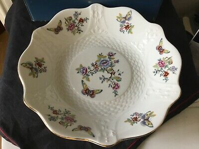 £20 • Buy Aynsley. Centre Bowl. Butterflies.  New.