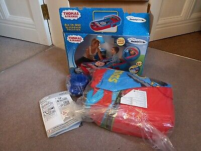 £16 • Buy Thomas The Tank Engine ReadyBed All-in-one Sleepover Solution NEW