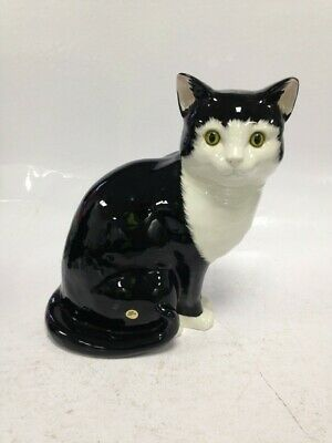 £9.99 • Buy Staffordshire Pottery Just Cats And Co Figure #768
