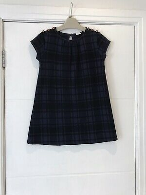 £1.50 • Buy Girls Next Checked Shift Style Dress Age 6