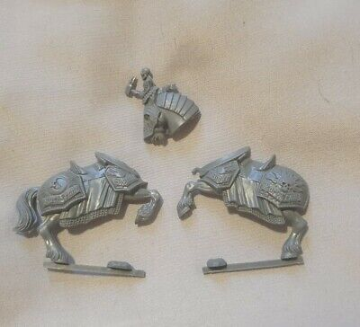 £20 • Buy Games Workshop Warhammer Empire General Lord Horse Steed Mounted Bits Horses New