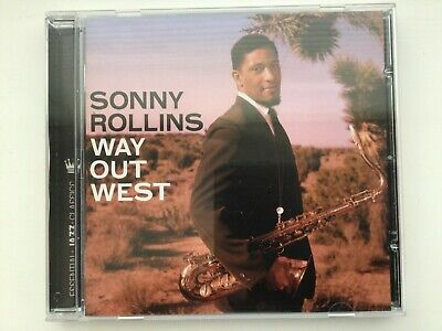 £3.50 • Buy Sonny Rollins - Way Out West (CD 2007)