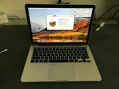 $246.50 • Buy Apple Macbook Pro 13.3-inch (Retina) 3.0Ghz Dual Core I7 (Early 2013) ME662LL/A
