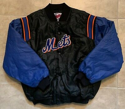 $99.95 • Buy Majestic Diamond Collection New York Mets Blue & Black Jacket NEW W/ Tag XL