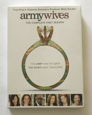 £5.08 • Buy Army Wives: The Complete First Season (DVD) 1