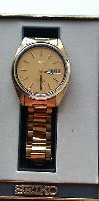 £31 • Buy Vintage Seiko 5 Automatic Mens Watch
