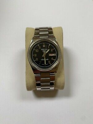 £21 • Buy Vintage Seiko 5 Automatic Mens Watch