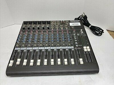 $150 • Buy Mackie Micro Series 1402-VLZ PRO 14-Channel Mic/Line Mixer With Power Cord