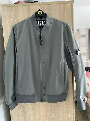 £60 • Buy CP Company Soft Shell Goggle Bomber Jacket Size 52 Or XL