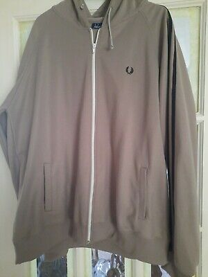 £5 • Buy Mens Fred Perry Track Jacket XXL