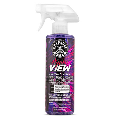 $28.99 • Buy Chemical Guys CLD30116 - Hydroview Ceramic Glass Cleaner & Coating (16 Oz)
