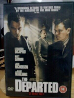 £1 • Buy The Departed Dvd