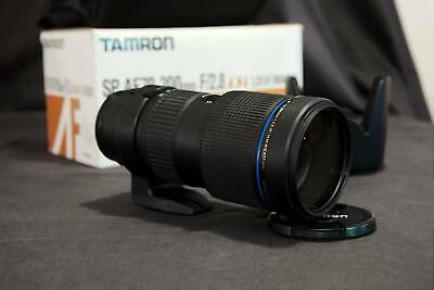 AU600 • Buy  Tamron 70-200mm F/2.8 SP AF Di LD (IF) Macro Lens For Sony A-Mount Full Frame