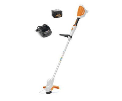 £385 • Buy NEW Stihl FSA 57 Battery Brushcutter/strimmer (including Battery And Charger)