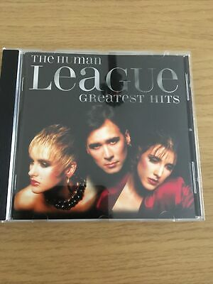 £0.99 • Buy The Human League Greatest Hits Cd