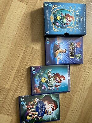 £1.20 • Buy Disney Little Mermaid The Complete Little Mermaid Collection