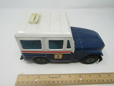 $33.99 • Buy Antique United States Post Office Jeep Bank