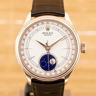 $ CDN34873.51 • Buy Rolex Cellini Moonphase 39mm - Box And Papers April 2021