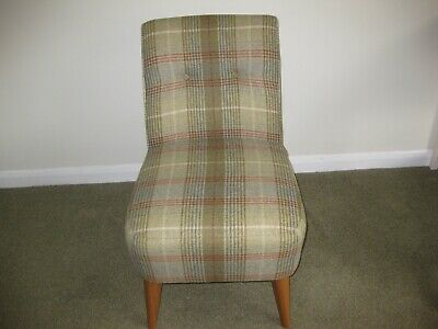 £95 • Buy M&S Chair - Green Mix Wool - Excellent Condition