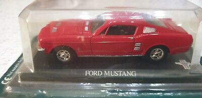 £4.50 • Buy Ford Mustang Fastback Del Prado Diecast Vehicle 1/43 Scale. New. Very Rare.