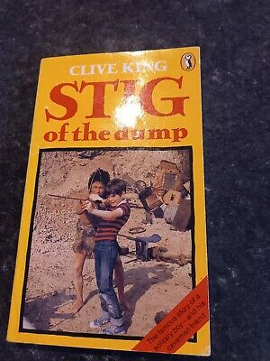 £10 • Buy Stig Of The Dump By Clive King Paperback Book