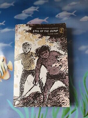 £1.50 • Buy Stig Of The Dump By Clive King (Paperback, 1993) 9781526605238