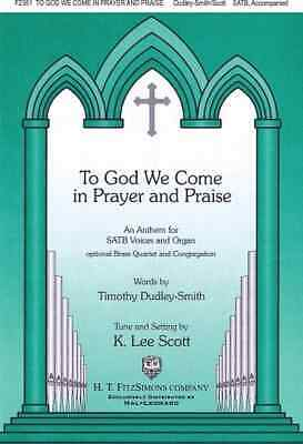 £7.98 • Buy To God We Come In Prayer And Praise