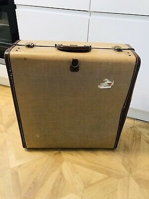 £15 • Buy Vintage 1940s 1950s Madler Suitcase With Hangers