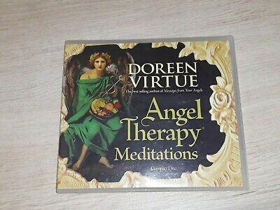 £4 • Buy Angel Therapy Meditations By Doreen Virtue (Audio CD, 2008)