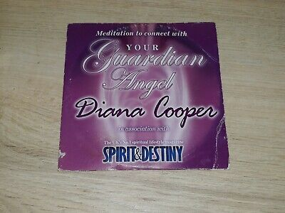 £5 • Buy Meditation To Connect With Your Guardian Angel CD By Diana Cooper