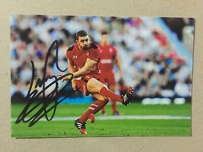 £7.50 • Buy Leigh Halfpenny- Wales Rugby Signed 6x4 Photo
