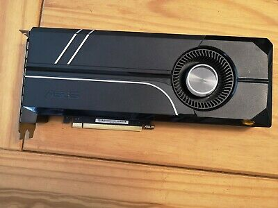 $ CDN93 • Buy FOR PARTS ONLY - Asus Geforce Gtx 1080 Ti 11gb - NO RETURNS