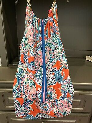 $32 • Buy NWT Lilly Pulitzer Bowen Top M $98